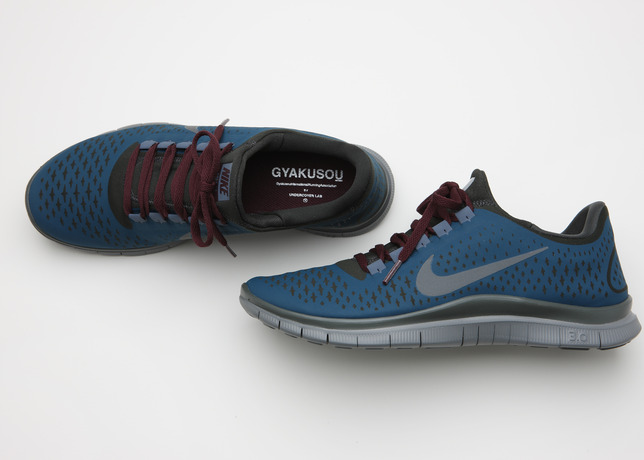 Nike x UNDERCOVER Gyakusou Fall/Winter 2012 Footwear Collection