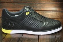 Nike5 Woven StreetGato QS 'Black/Anthracite-Yellow'