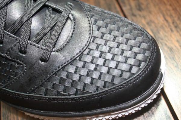 Nike5 Woven StreetGato QS 'Black/Anthracite-Yellow'