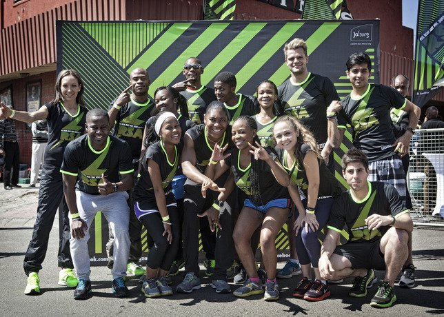 Nike's We Run Jozi 10K Race