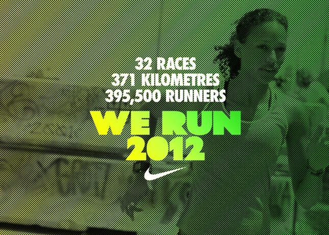Nike's We Run Singapore Race to Draw 20,000