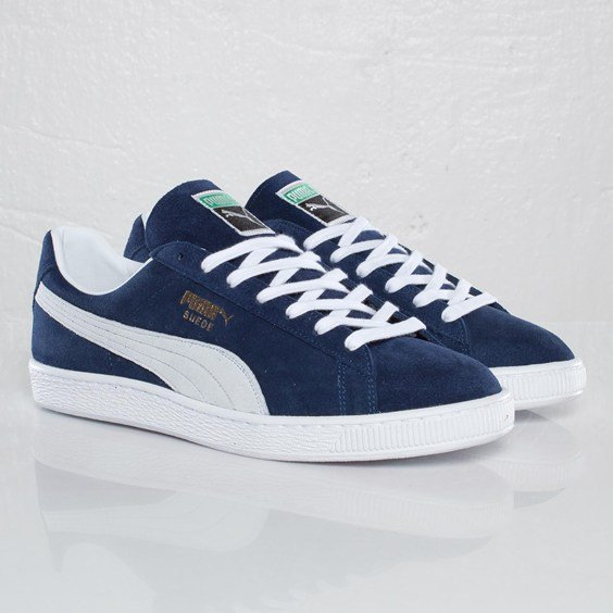 PUMA Suede Classic Made In Japan 'Insignia Blue/Natural' at SNS