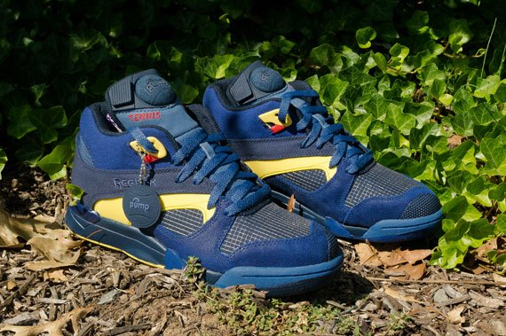 Reebok Court Victory Pump Nautical Pack