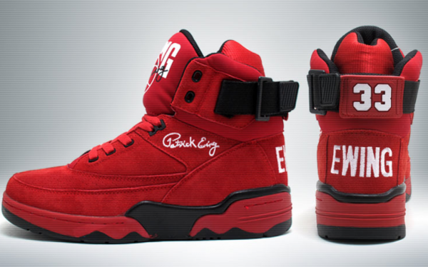 Release Reminder: Ewing 33 Hi 'Red'