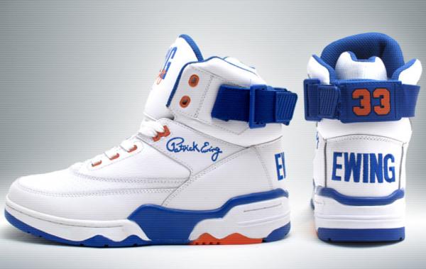 Release Reminder: Ewing 33 Hi 'White'