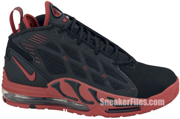 Release Reminder: Nike Air Max Pillar 'Black/Sport Red'
