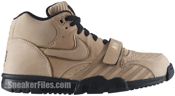 Release Reminder: Nike Air Trainer 1 Mid BB51 'Vachetta Tan'