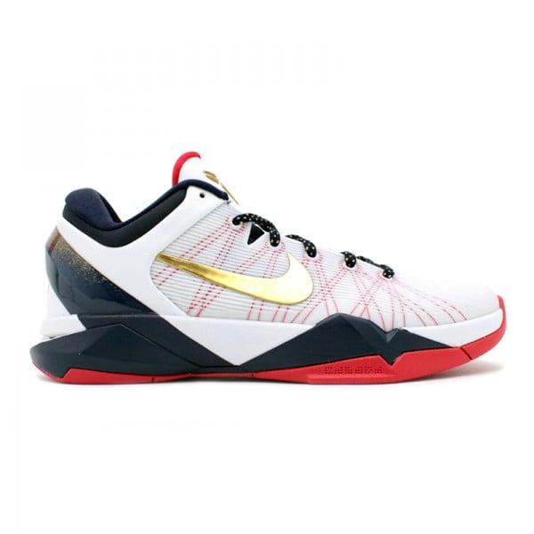 Release Reminder Nike Kobe VII (7) 'Gold Medal'