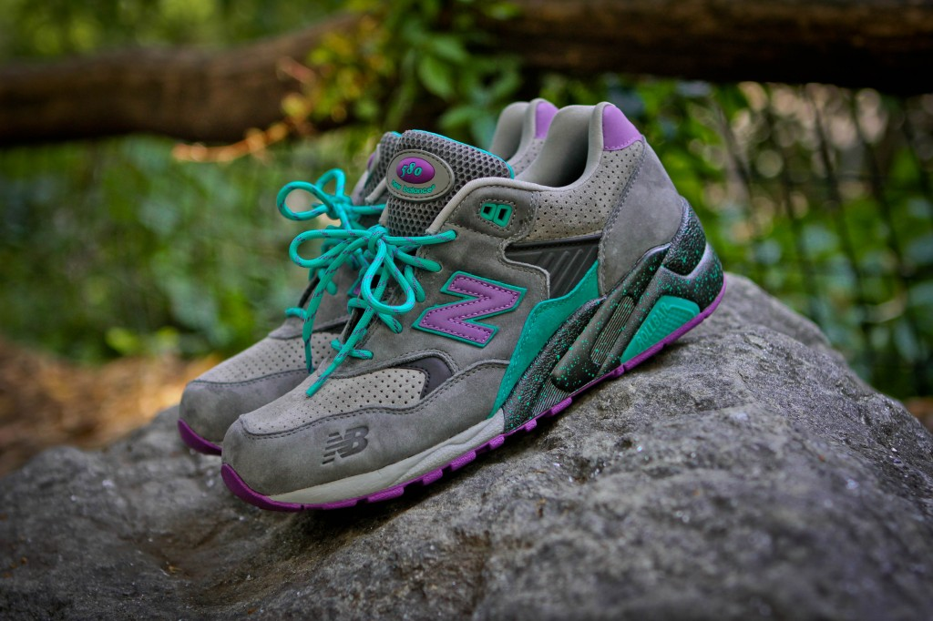 Release Reminder: West NYC x New Balance MT580 'Alpine Guide Edition'