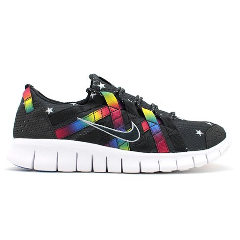 Release Reminder: atmos x Nike Free Powerlines+ 'Rainbow' at atmos NYC