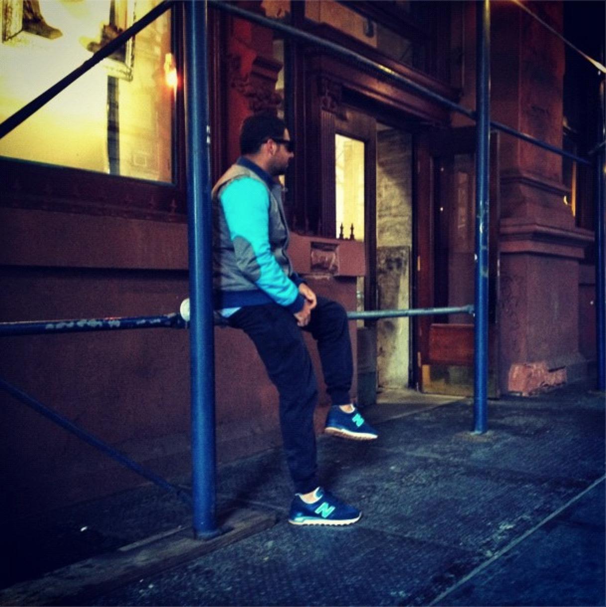 Ronnie Fieg x New Balance Fall 2012 Teaser