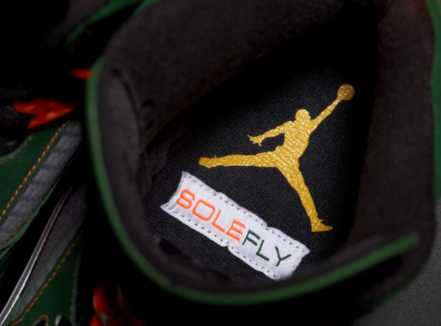 SoleFly x Jordan Spiz'ike 2nd Anniversary Friends and Family Exclusive - New Images