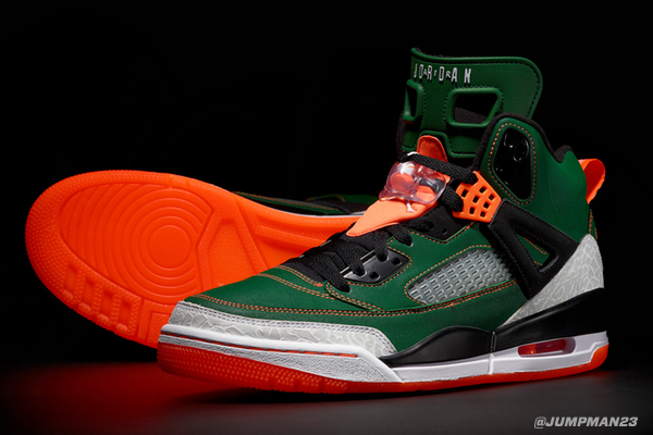 SoleFly x Jordan Spiz'ike 2nd Anniversary Friends and Family Exclusive