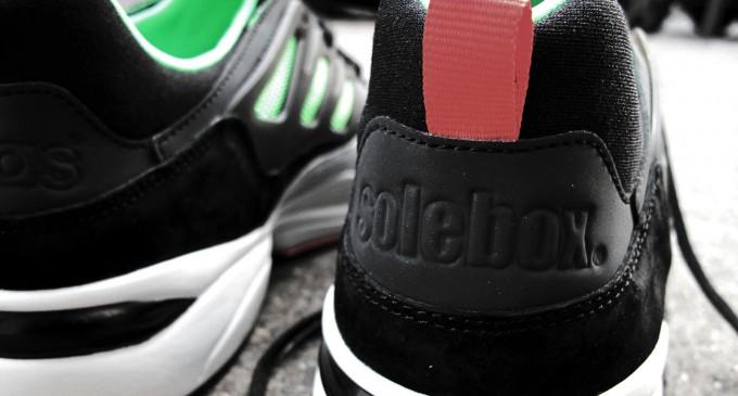 Solebox x adidas Consortium Torsion Allegra Teaser