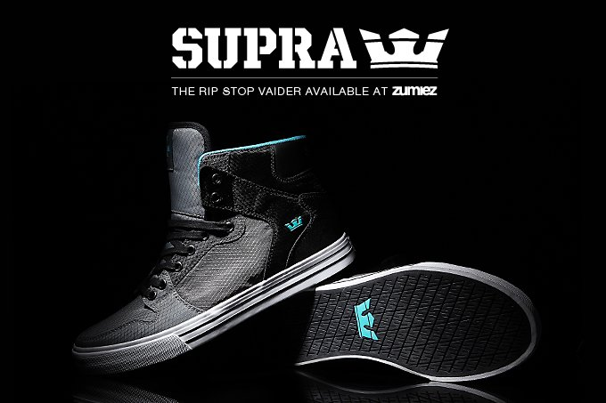 Supra Presents the Ripstop Vaider