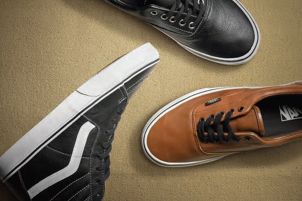Vans Aged Leather Pack