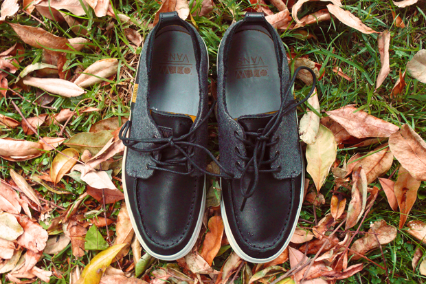 Vans OTW Cobern 2 Wool - Fall 2012