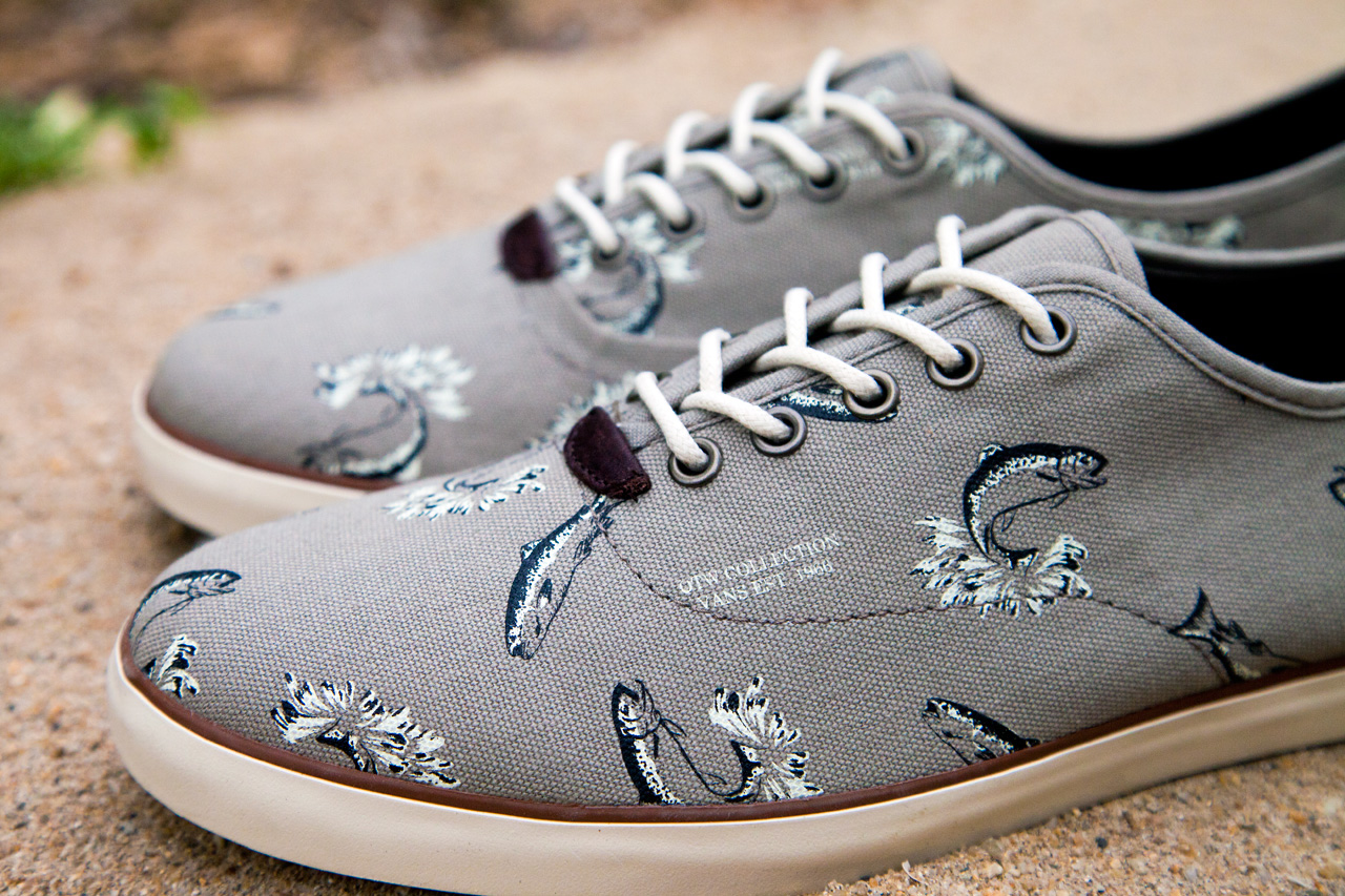 Vans OTW Trout Pack - Fall/Winter 2012