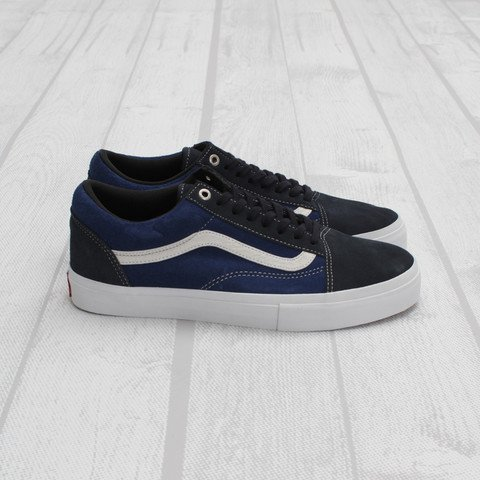 c9649a2e76686f Vans Syndicate Old Skool Pro  Navy