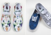 Vans x Kenzo Fall/Winter 2012 Collection