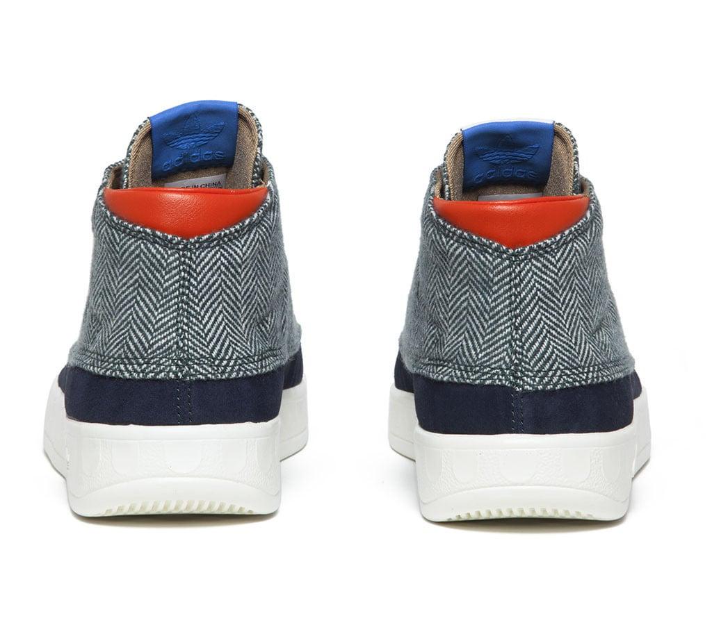 hot sale online ca7d3 81007 adidas Originals Blue DMD Trabb WTR Navy