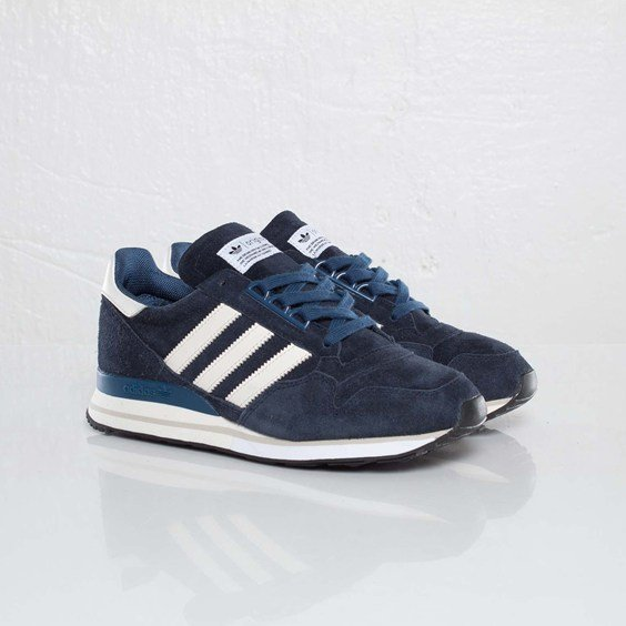 adidas Originals Blue ZX 500 'Legend Ink/Chalk/Uniform Blue'