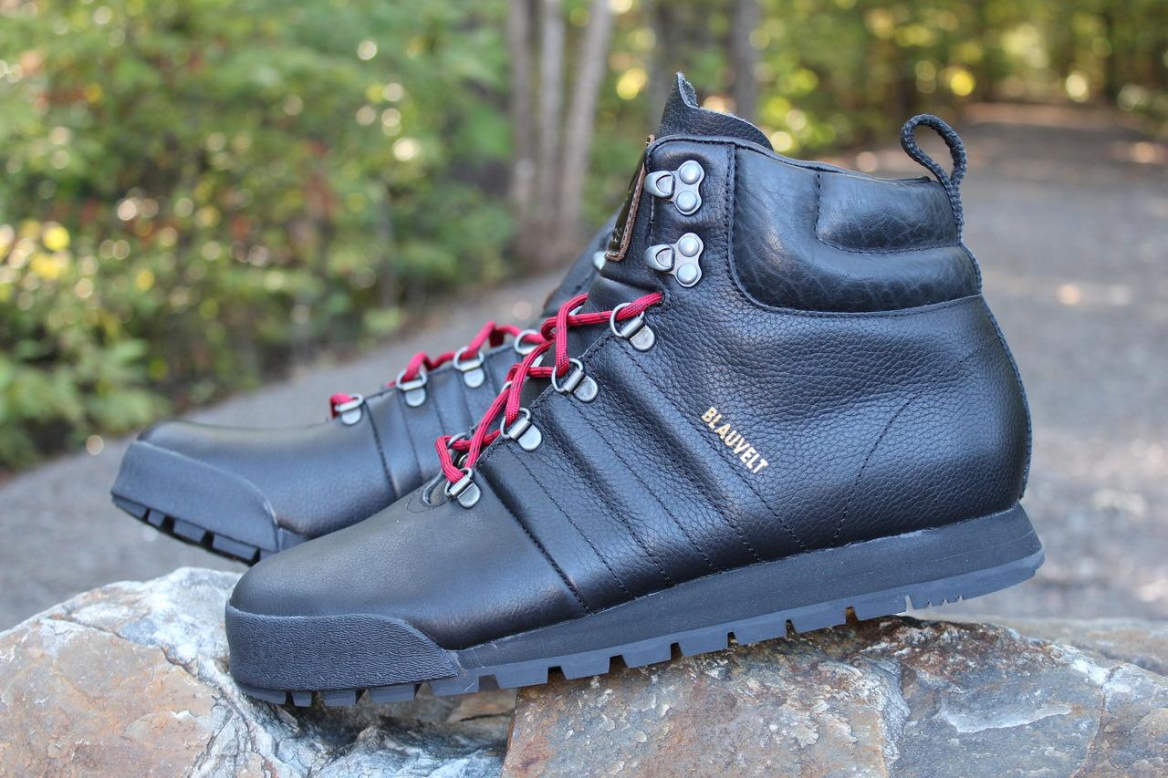 179a815b0fc adidas Originals Jake Blauvelt Boot 'Black' | SneakerFiles
