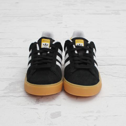 adidas Skateboarding Campus Vulc 'Black/Run White'