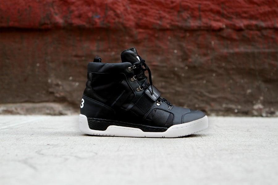 1f8543777 adidas Y-3 Held  Black