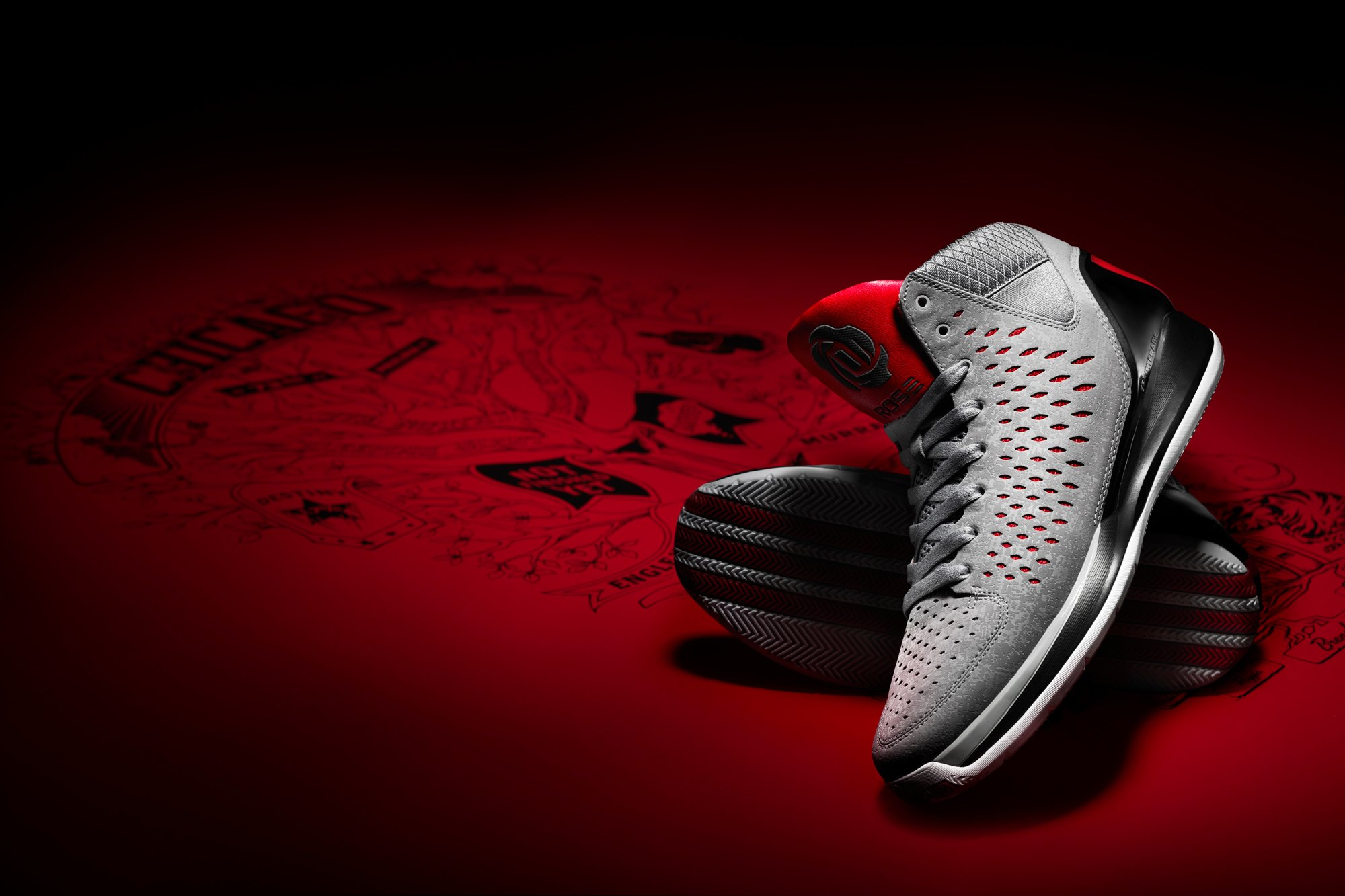 adidas and Derrick Rose Launch D Rose 3 Signature Collection