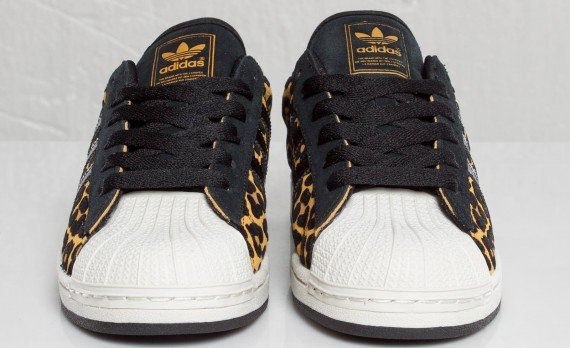 adidas Originals Superstar Boost W Brown Sneakers BB2270
