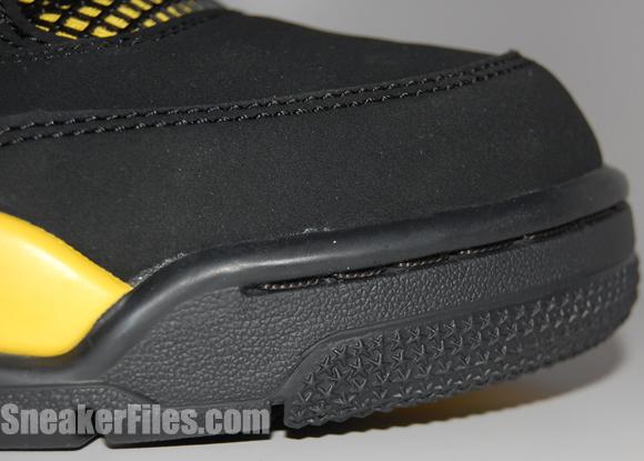 Air Jordan 4 (IV) Thunder 2012 Retro Epic Look