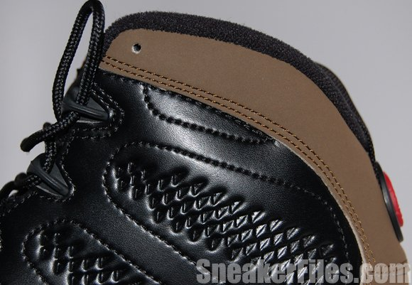 Air Jordan 9 (IX) Olive 2012 Retro Epic Look
