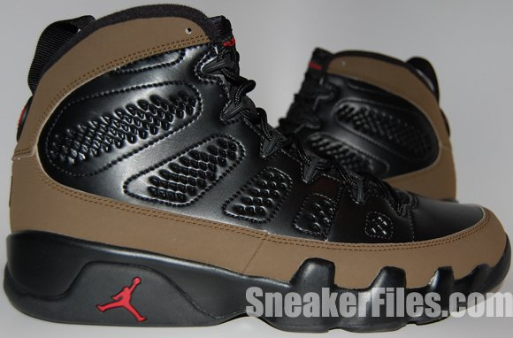 Air Jordan 9 (IX) Olive 2012 Retro - Epic Look