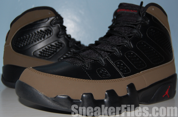 Air Jordan 9 (IX) Olive 2012 Retro Video Review