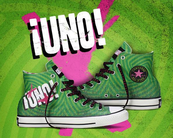 Converse Chuck Taylor All Star  Green Day ¡UNO!   fd0c18df5