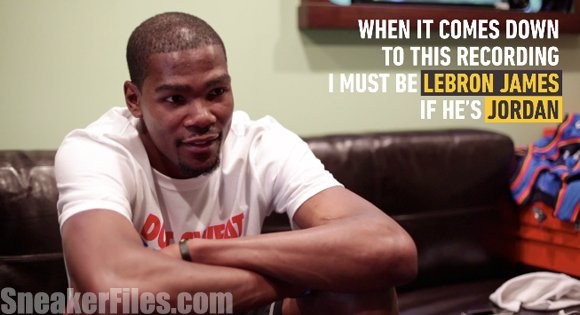Kevin Durant Guesses Rap Lyrics