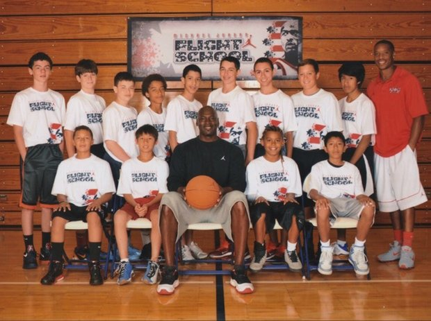 ee61c96b22fc Michael Jordan Breaks Out Never Before Seen Air Jordan XI (11) Low ...