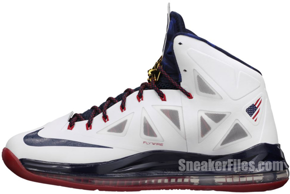 Nike LeBron X+ (10) Olympic Sport Pack - Official Images