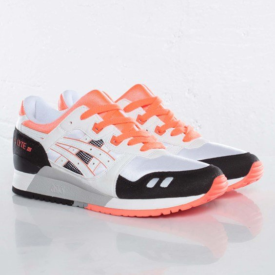 ASICS Gel Lyte III 'Infrared'
