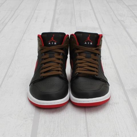 Air Jordan 1 Phat 'Olive' at Concepts