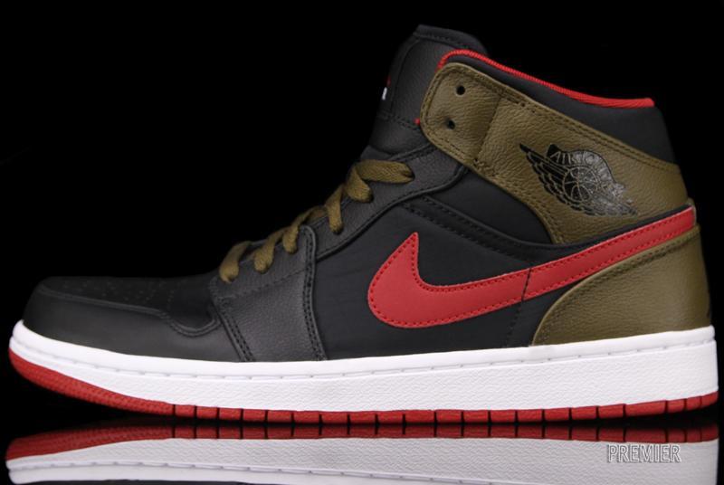 Air Jordan 1 Phat 'Olive'