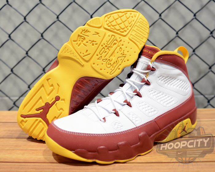 Air Jordan IX (9)  Bentley Ellis  – New Images  5a1e2e004