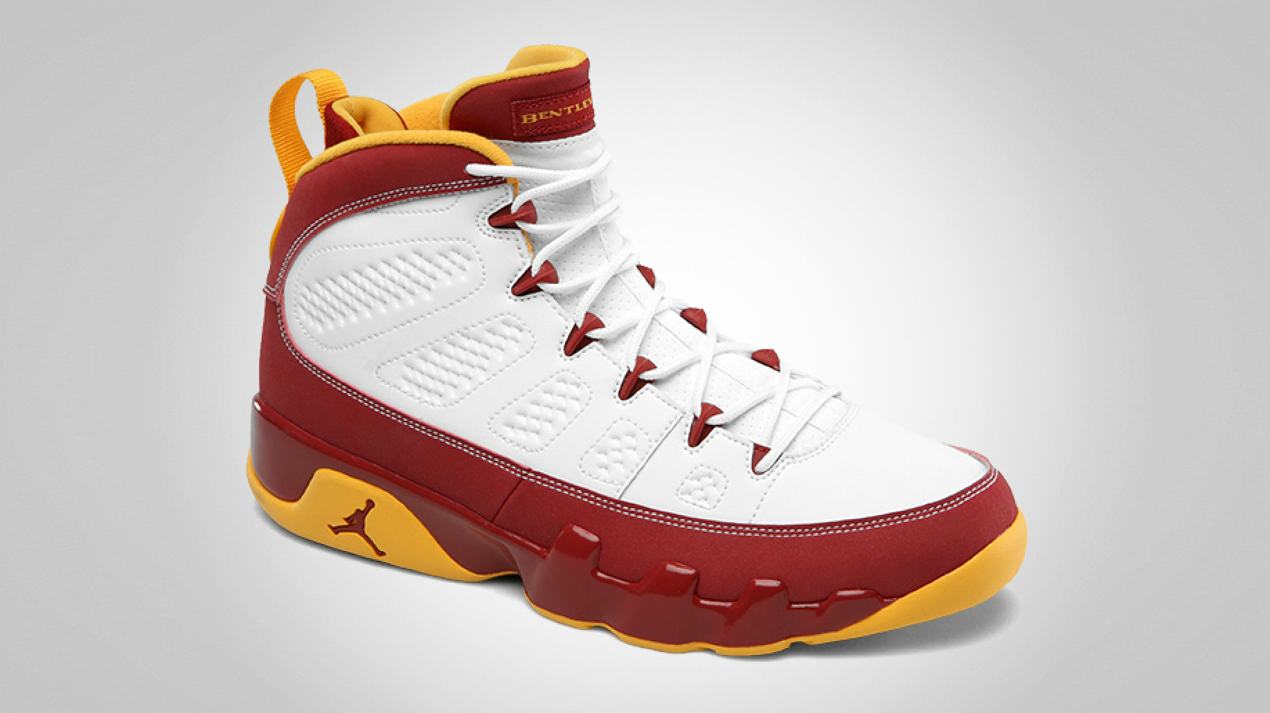 Air Jordan IX (9) 'Bentley Ellis' - Official Images ... Jordan 9 Bentley Ellis