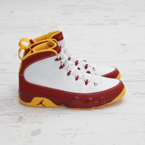 Air Jordan IX (9) 'Bentley Ellis' at Concepts