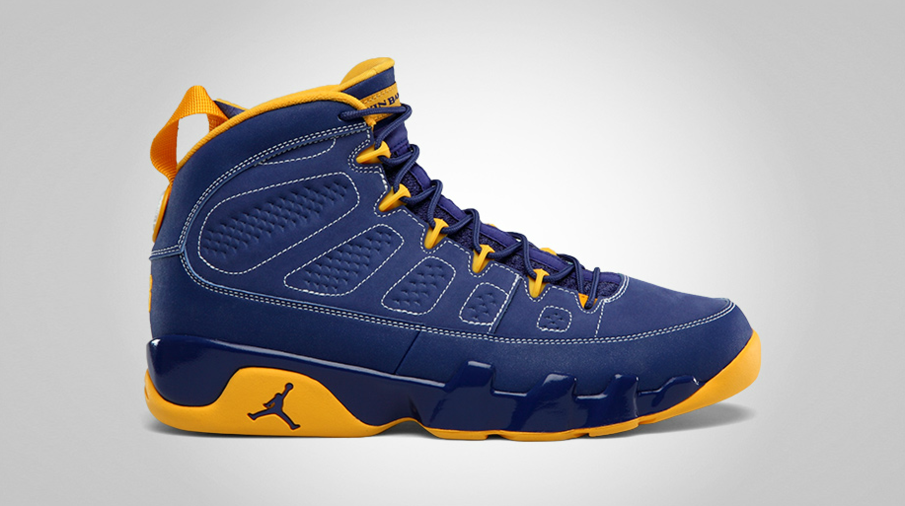Air Jordan IX (9) 'Calvin Bailey' - Official Images
