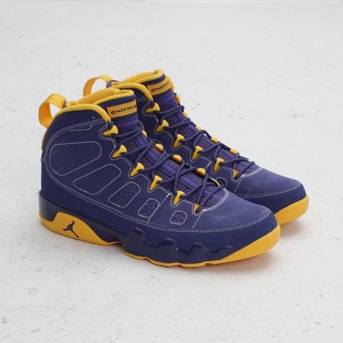 Air Jordan IX (9)  Calvin Bailey  at Concepts  ba6b6d87d6