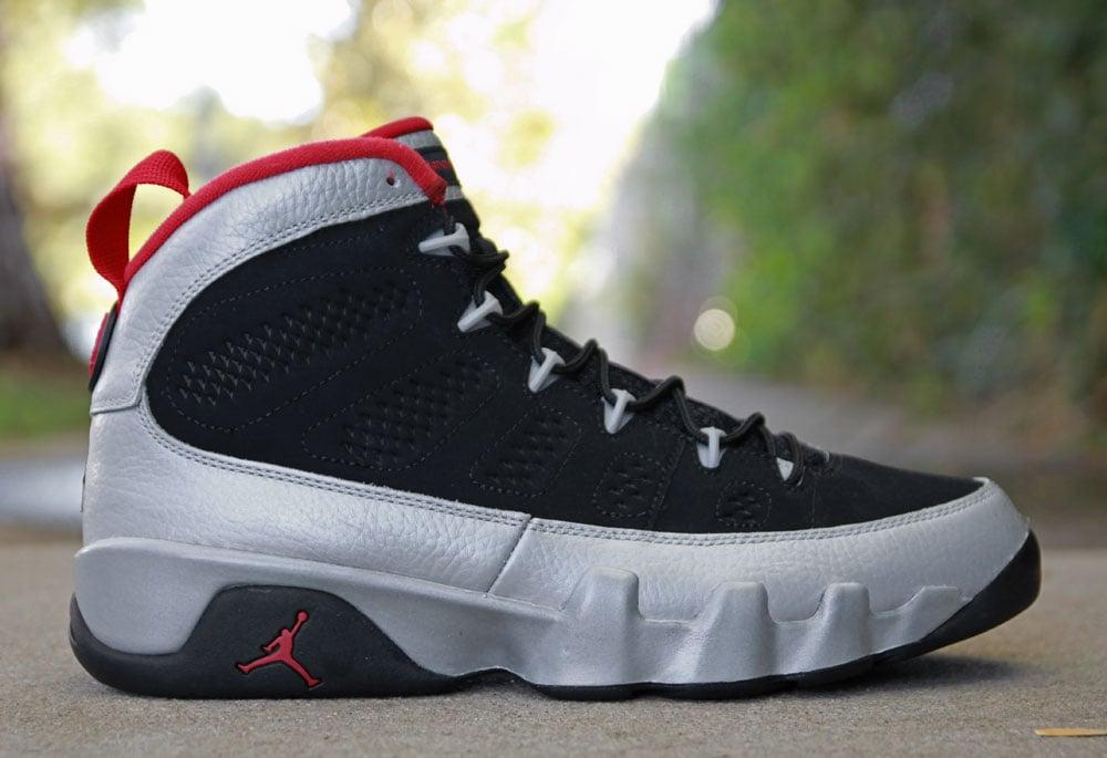 ed8bf3cad23 Air Jordan IX (9) 'Johnny Kilroy' at Primitive | SneakerFiles