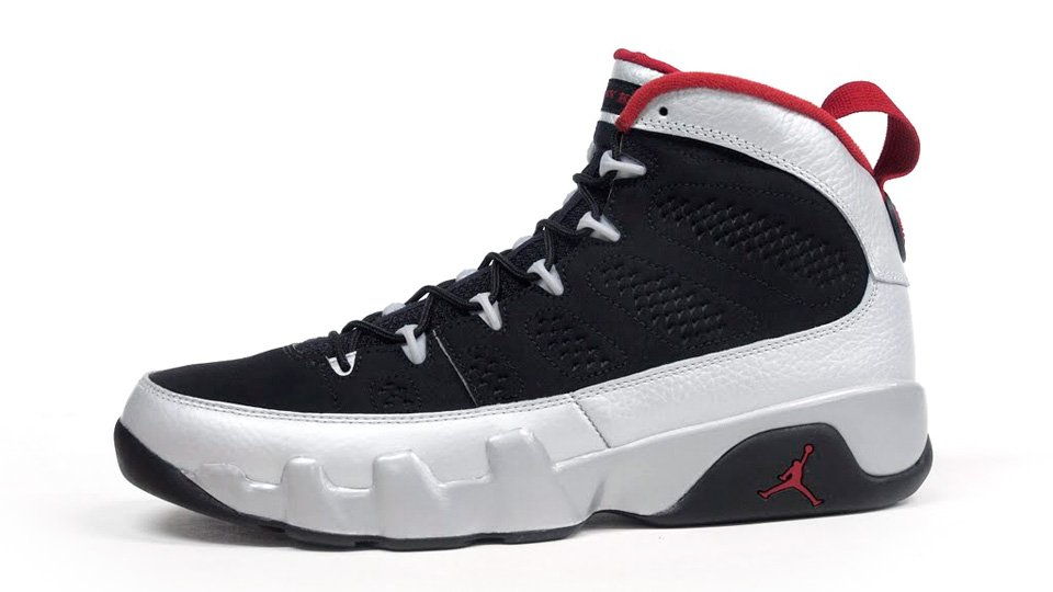 Air Jordan IX (9) 'Johnny Kilroy' at mita
