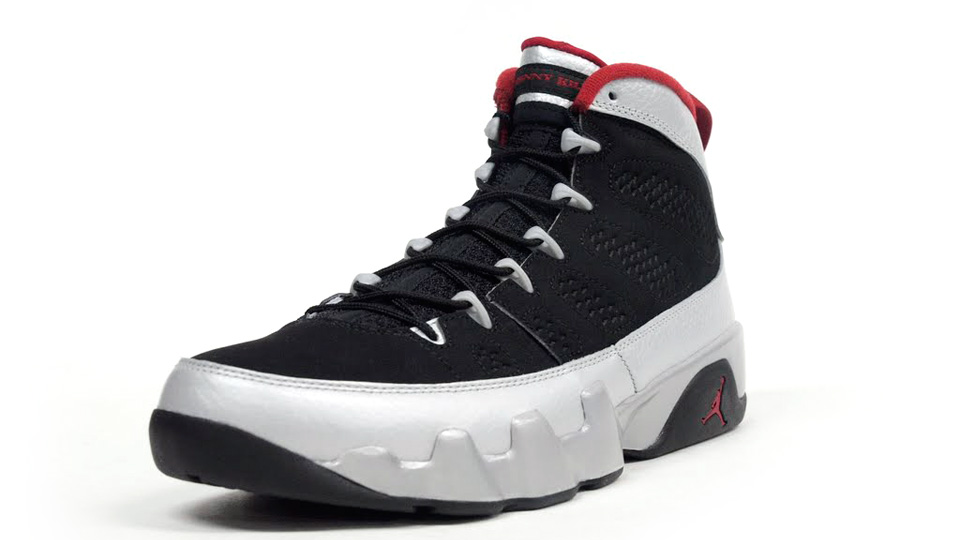 901dbd22f67f Air Jordan IX (9) Johnny Kilroy at mita ... Johnny Kilroy Air Jordan 9 + 1  Phat Available at AWOL ...
